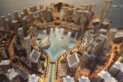 Real Estate of Africa | Eko Pearl Towers