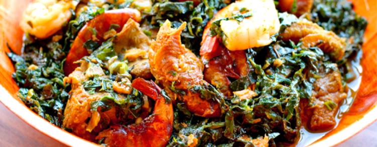 Best Nigerian Food | Eko Pearl Towers