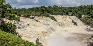 Gurara-Falls,-Guarara