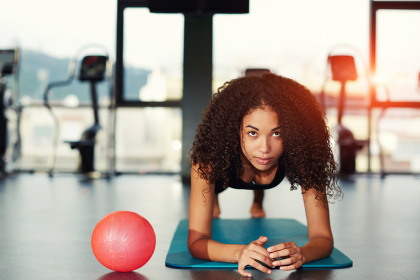 Exercise is the answer | Eko Pearl Towers
