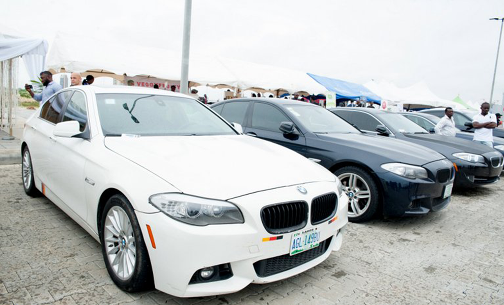 BMW's 100th Anniversary At Eko Atlantic City | Eko Pearl Towers