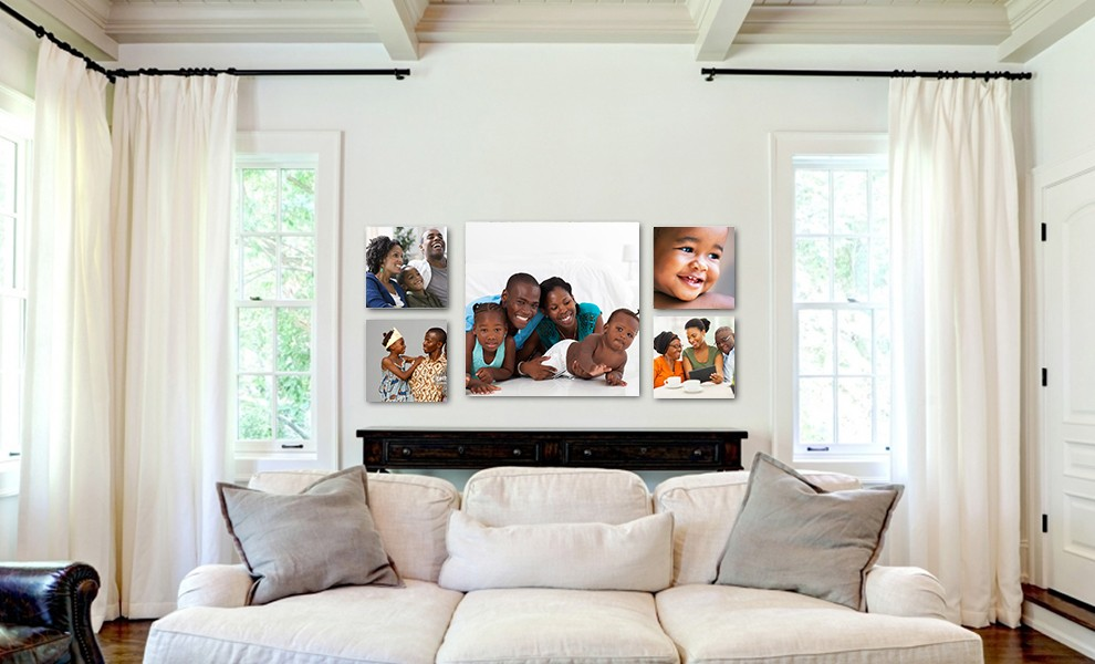 Tips On How To Display Family Portraits | Eko Pearl Towers
