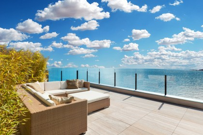 Beautiful Terrace: Tips For Decorating | Eko Pearl Towers