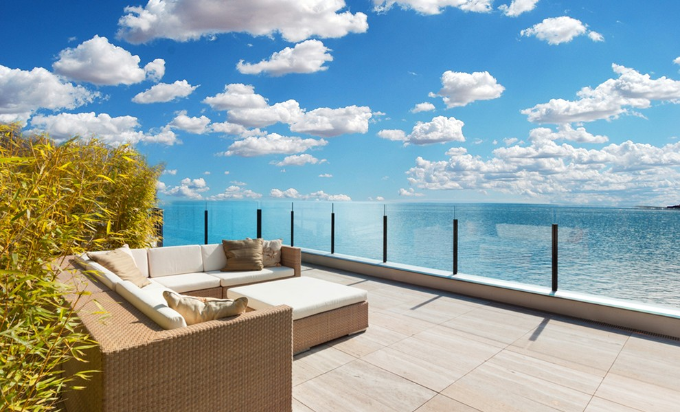 Beautiful Terrace: Tips For Decorating | Eko Pearl Towers