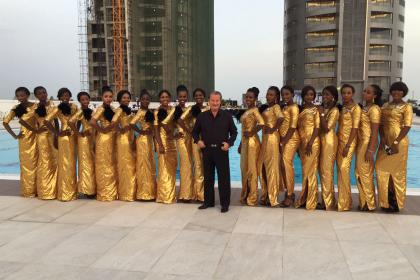 Eko Pearl Black Tower Unveiling Event | Eko Pearl Towers