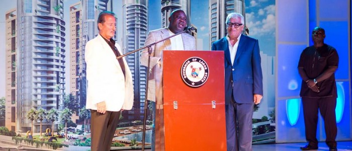 Eko Pearl Black Tower Unveiling Event | Eko Pearl Towers