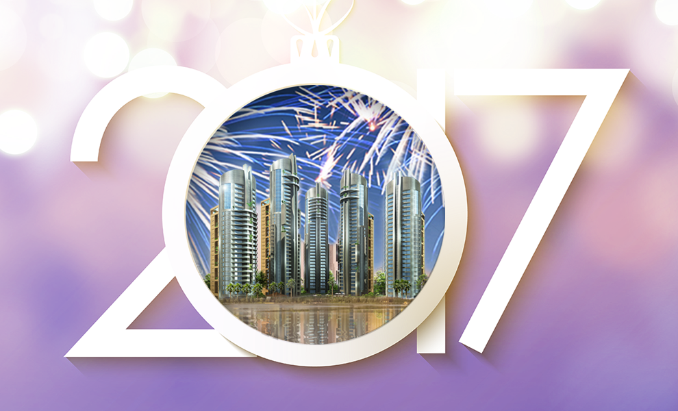 Eko Pearl Towers Welcoming The New Year 2017 | Eko Pearl Towers