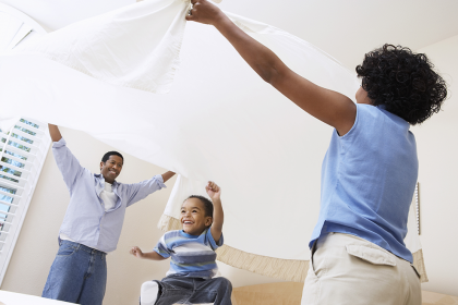 Get Your Little One To Start Helping Out With House Chores | Eko Pearl Towers