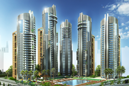 Eko Pearl Towers: Luxurious Residential Buildings In Lagos | Eko Pearl Towers
