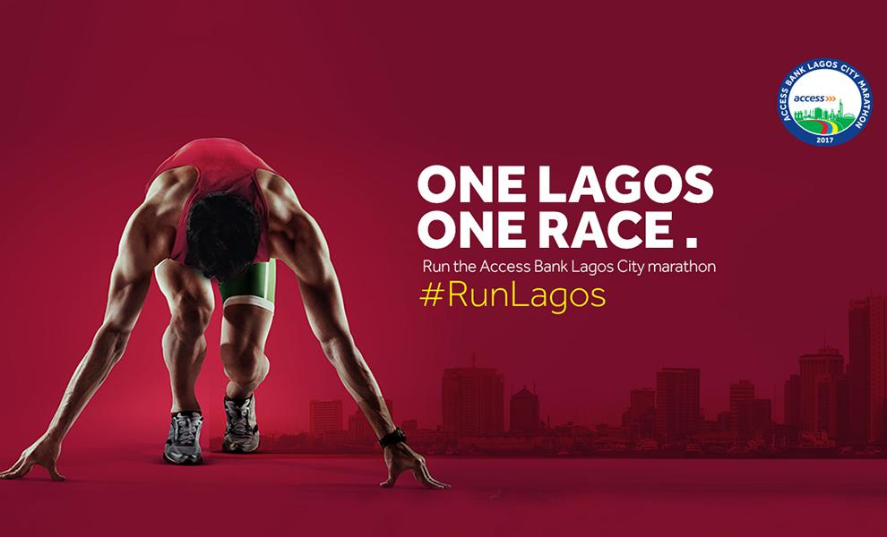 Access Bank Lagos City Marathon 2017   Eko Pearl Towers