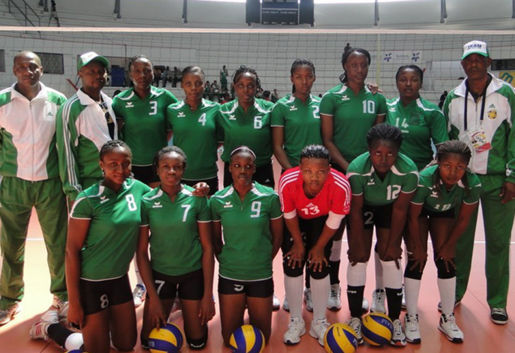 Nigerian Beach Volleyball Teams Qualify For World Championships | Eko Pearl Towers