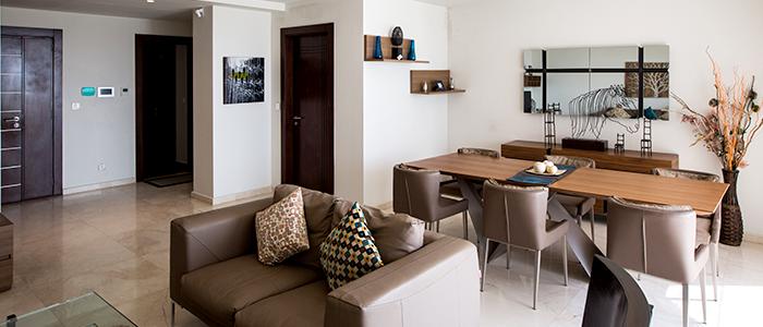 New Look Inside Eko Pearl Towers Apartments | Eko Pearl Towers