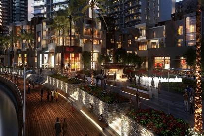 Discover The Marina District Of Eko Atlantic | Eko Pearl Towers