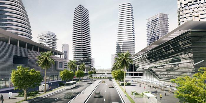 Get To Know The Eko Atlantic Regions   Eko Pearl Towers