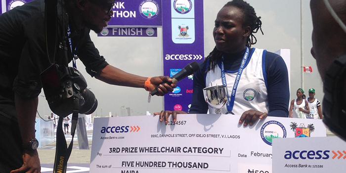 Access Bank Lagos City Marathon 2017 Winners | Eko Pearl Towers