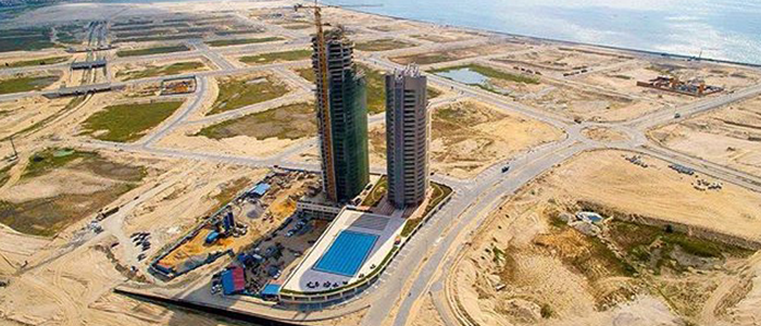Discover All New Updates On Eko Atlantic Infrastructure | Eko Pearl Towers