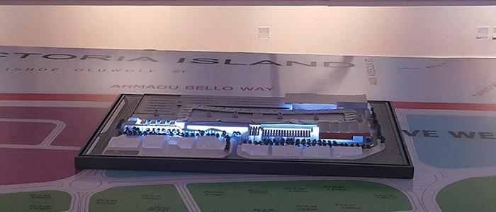 Get A Glimpse Of The Future At The Eko Atlantic Showroom | Eko Pearl Towers