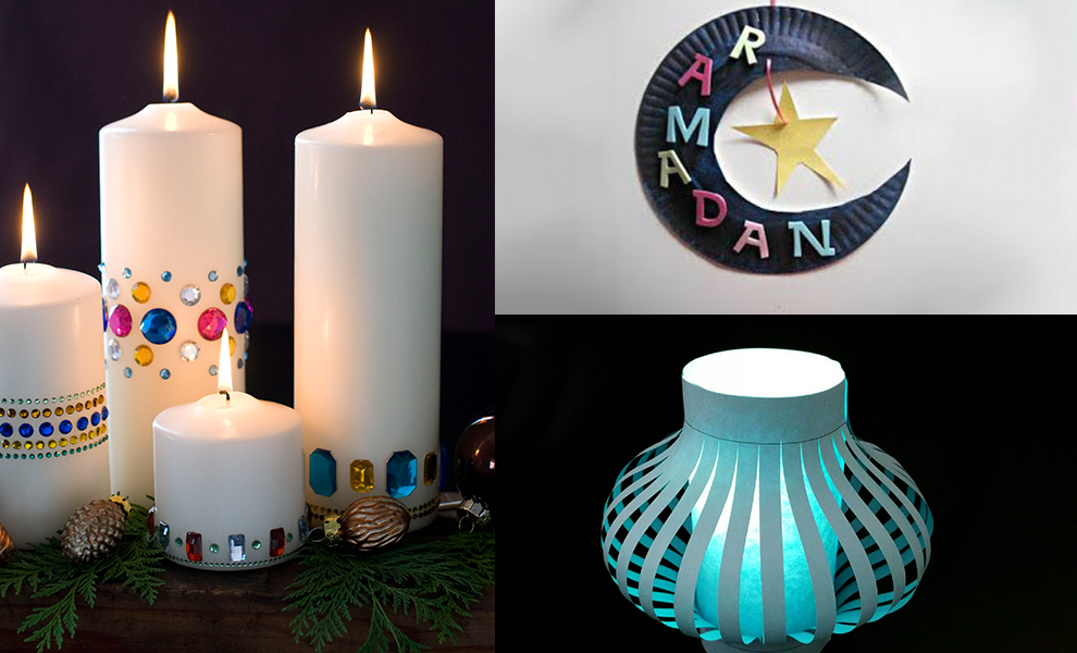 3 Ramadan Crafts To Make With Your Family | Eko Pearl Towers