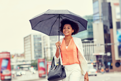 How To Make The Best Of Nigeria's Rain | Eko Pearl Towers