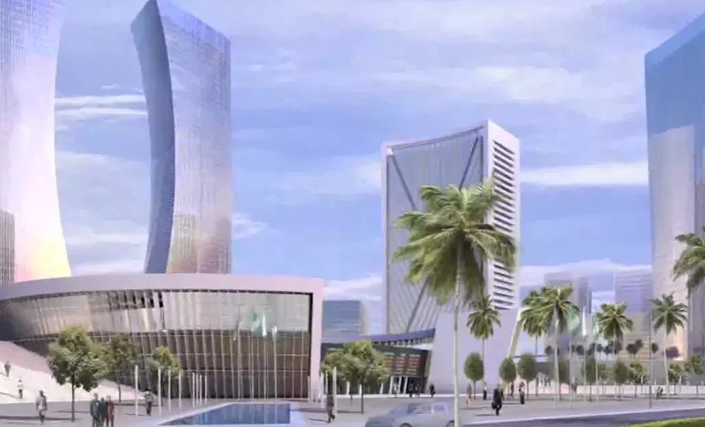 New Rising Hotels In Eko Atlantic City | Eko Pearl Towers