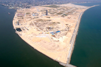 Eko Atlantic: One Of The Biggest Ocean Dredging Projects | Eko Pearl Towers