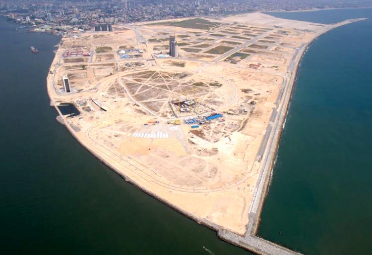 Eko Atlantic: One Of The Biggest Ocean Dredging Projects   Eko Pearl Towers