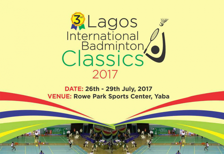 The Lagos International Badminton Classics 2017 | Eko Pearl Towers