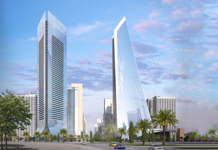 Eko Atlantic Featured Among Top Infrastructure In New Book About Lagos   Eko Pearl Towers