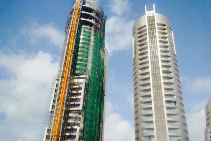 Updates On Eko Pearl Tower B With Completion Date Of December 2017 | Eko Pearl Towers