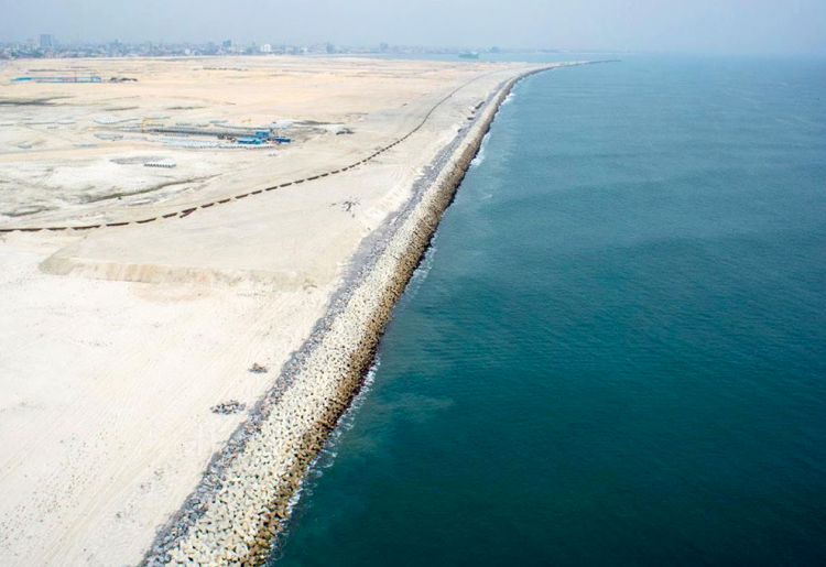 Discover The Great Wall Of Lagos | Eko Pearl Towers