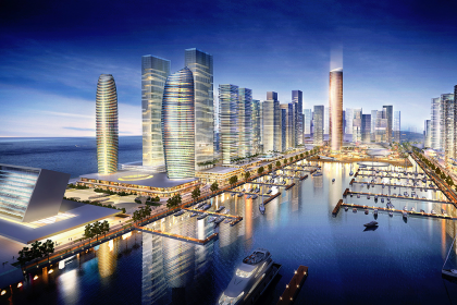 Investing In Eko Atlantic Is A Great Idea According To Experts | Eko Pearl Towers