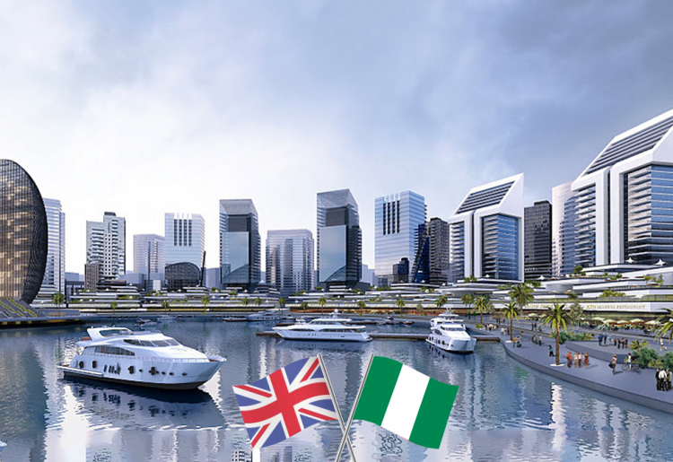 Eko Atlantic To Partner With Fine & Country To Showcase Eko Atlantic City In The UK | Eko Pearl Towers