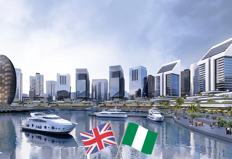 Eko Atlantic To Partner With Fine & Country To Showcase Eko Atlantic City In The UK | Eko Pearl Towers