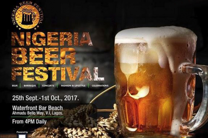 First Beer Festival In Nigeria At Eko Atlantic | Eko Pearl Towers
