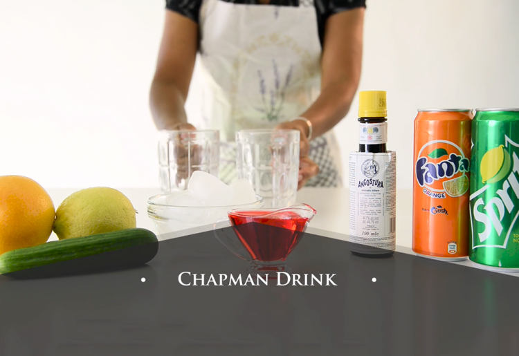 How To Make The Nigerian Chapman Drink | Eko Pearl Towers