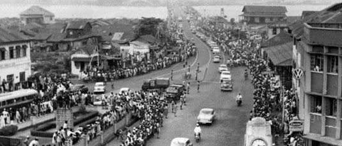 Go Back 50 Years With These Old Photos Of Lagos | Eko Pearl Towers