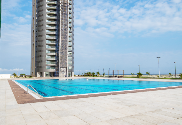 The Benefits Of A Daily Swim | Eko Pearl Towers