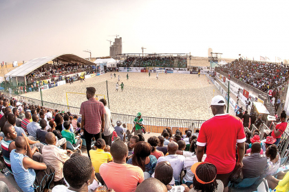 The Official Lagos Team Has Been Unveiled For The COPA Lagos Tournament |Eko Pearl Towers