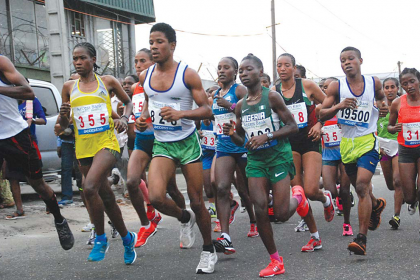 Access Bank Lagos City Marathon 2018 | Eko Pearl Towers
