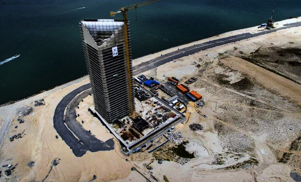 Eko Atlantic - A Residential Mega Project In Lagos | Eko Pearl Towers