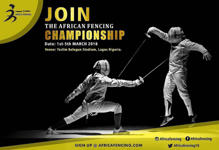 International Fencing Tournament To Take Place In Lagos | Eko Pearl Towers