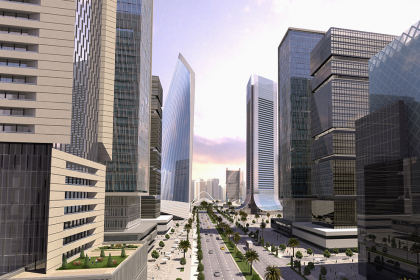 51 Africa Tourist Ministers Are Set To Visit Eko Atlantic City | Eko Pearl Towers